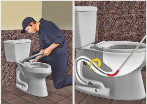 banyo klozet tıkanıklık açma